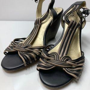 Seychelles Anthropologie Shoes Heels Pumps Sz 8.5